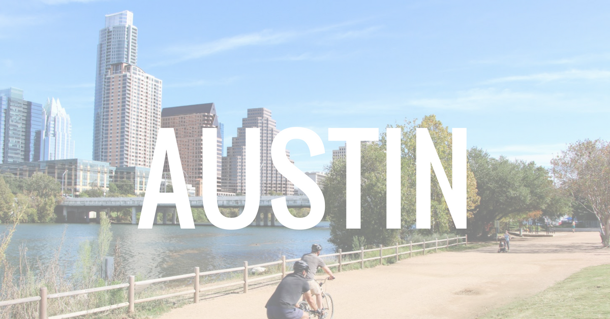 Austin Homes on MLS